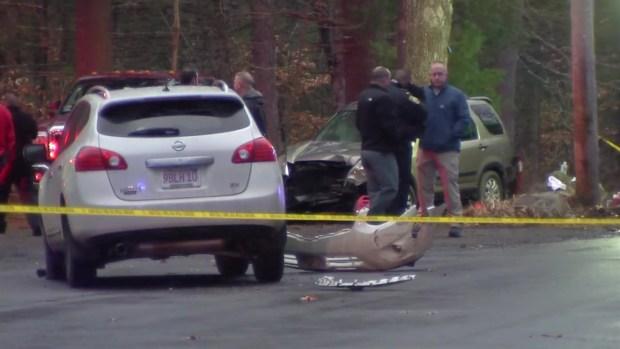 [NECN] Police Investigate Officer-Involved Shooting in Easton