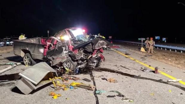 [NECN] Massachusetts Sgt., Wife Killed in Tragic New Hampshire Crash