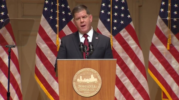 [NECN] Mayor Walsh SotCA on School Funding