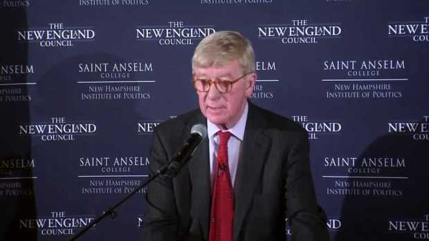[NECN] Weld Announces GOP Presidential Exploratory Committee
