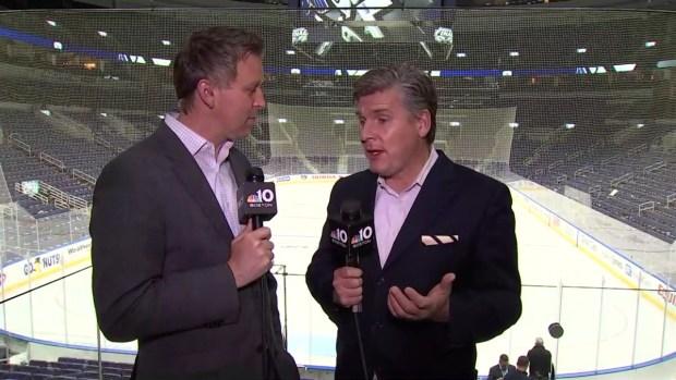 [NECN] Bruins Defeat Blues, Forcing Game 7 at TD Garden