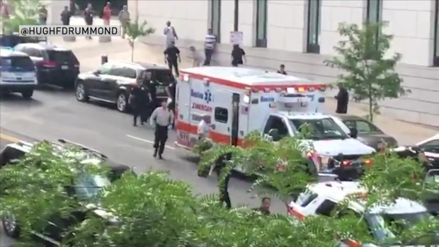 [NECN] 1 Stabbed Near Boston Courthouse