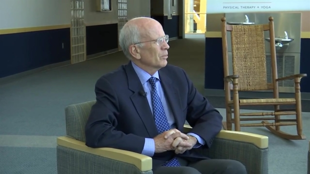 Rep. Peter Welch Talks About Russia