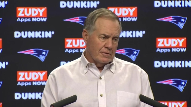 Belichick: Patriots Taking Antonio Brown Allegations 'Very Seriously'