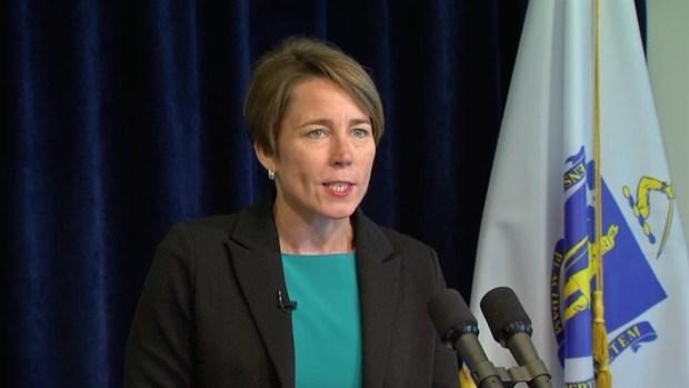 [NECN] Mass. AG Maura Healey Promises to Continue Fighting Purdue Pharma