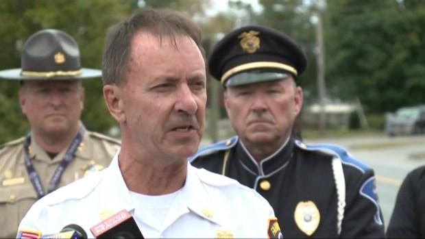 [NECN] Acting Farmington, Maine, Fire Chief Speaks After Gas Explosion