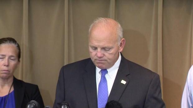 [NECN] Plymouth DA Discusses 5 Bodies Found at Abington Home