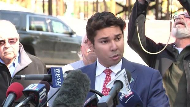 [NECN] Fall River Mayor Jasiel Correia Announces Leave of Absence