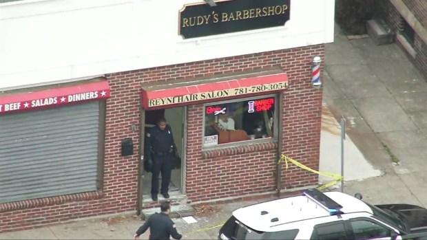 [NECN] Gunman Opens Fire Into Lynn Barbershop