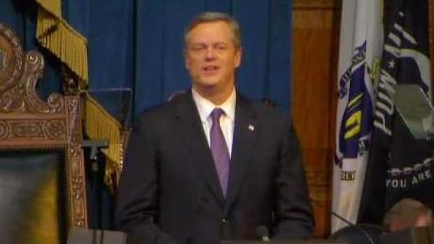 [NECN] Baker to Give State of the State Address