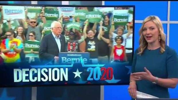 [NECN] Bernie Sanders in VT