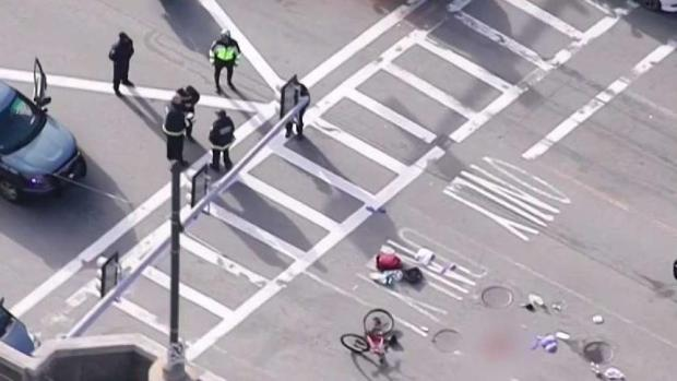 [NECN] Bicyclist Struck and Killed in Boston