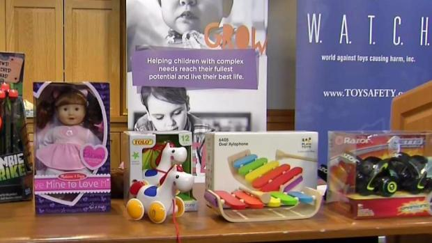 [NECN] Boston-Based W.A.T.C.H to Release Annual Summer Toy Safety Report