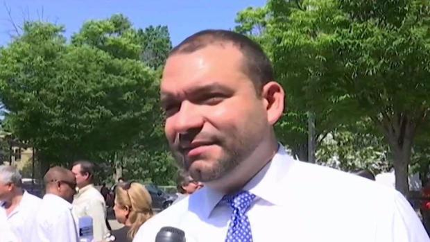 [NECN] Boston HHS Chief Felix Arroyo Fired