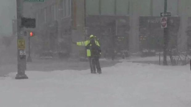 [NECN] Boston Has Snow Fatigue Ahead of 3rd Nor'easter