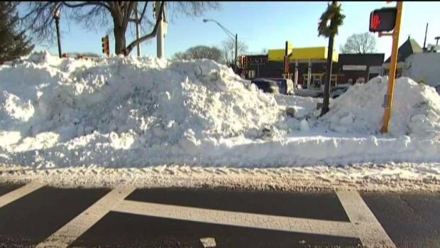[NECN] Boston Issues Snow Shoveling Citations