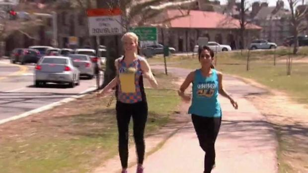 [NECN] Boston Marathon Runners Offered Chance to Finish Race