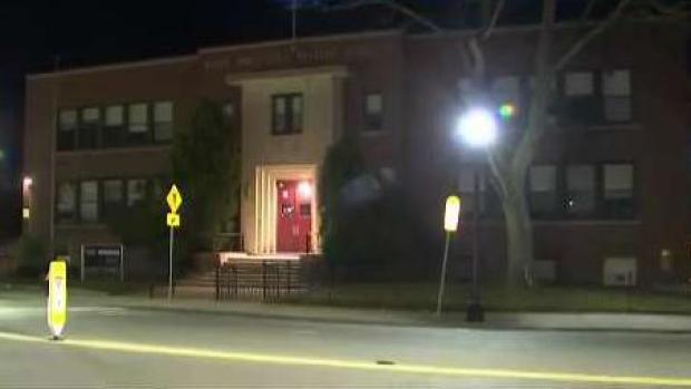 [NECN] Boston Police Officer on Leave for Incident Involving Hyde Park Students