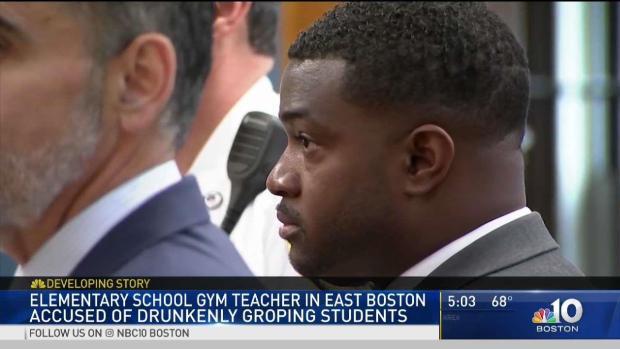 [NECN] Boston Teacher Accused of Assault Faces Judge