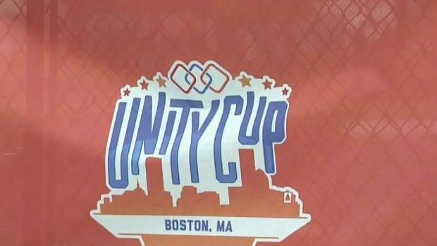 [NECN] Boston Unity Cup Happening Saturday
