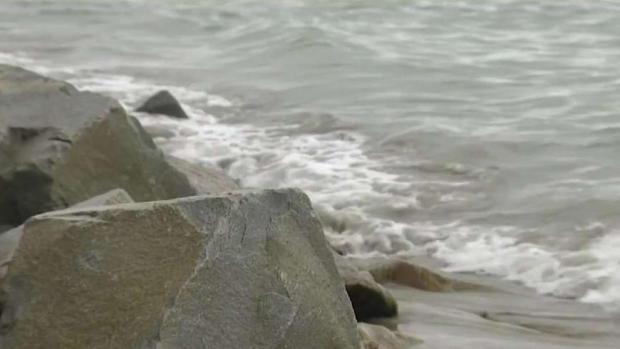 [NECN] Bystanders Pull Boy From Water at Marshfield Beach