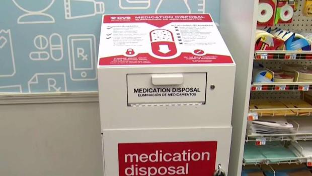 CVS Medication Disposal Program Expands