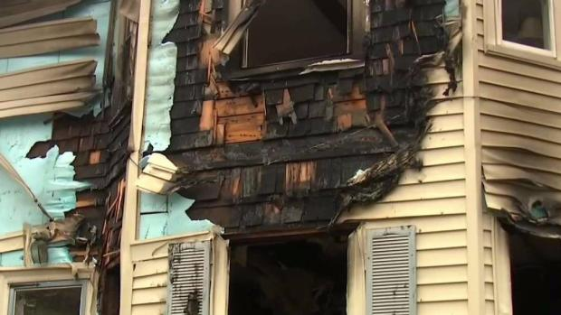 [NECN] Cause of Fatal Quincy Fire Still Unknown