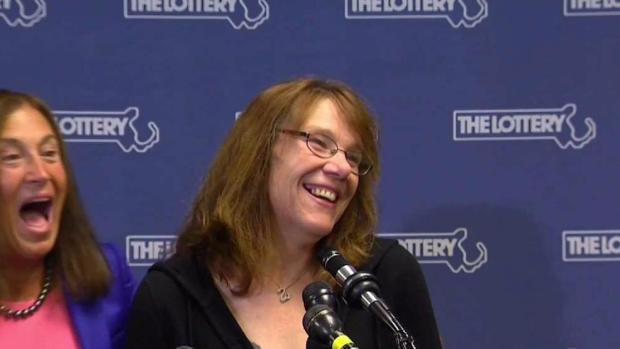 Chicopee Woman Wins Record Powerball Prize