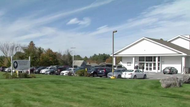 [NECN] Church Holds First Service Since Shooting at Wedding