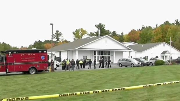 [NECN] Church Shooting Suspect Due in Court Tuesday