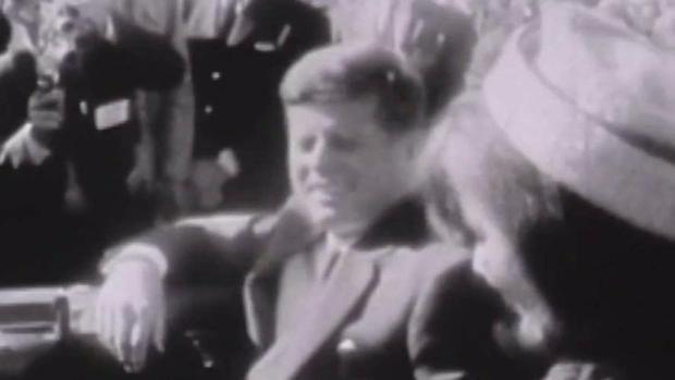 [NECN] Closer Look at New Files on JFK Assassination