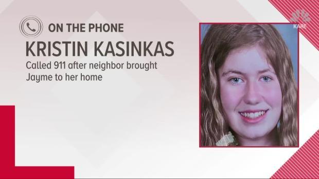 [NATL] 911 Caller Describes Finding Jayme Closs Alive