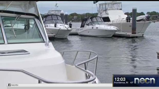 Coast Guard Warns Boaters Ahead of Sunday's Storm