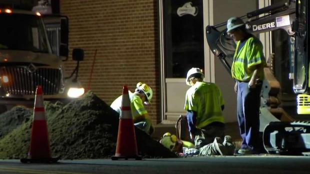 [NECN] Columbia Gas: Contractors Punctured Gas Main in Lawrence
