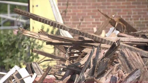 [NECN] Community Focuses on Tornado Clean-Up Efforts