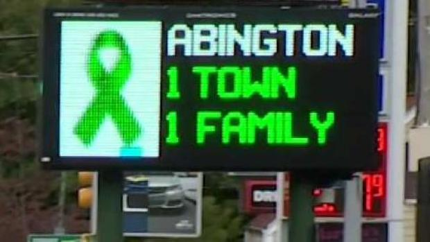 [NECN] Community Grieves Family Found Dead in Abington