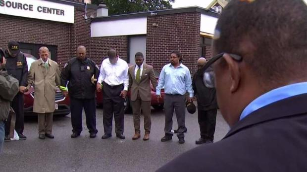 [NECN] Community Leaders Unite to Discuss Spate of Violence