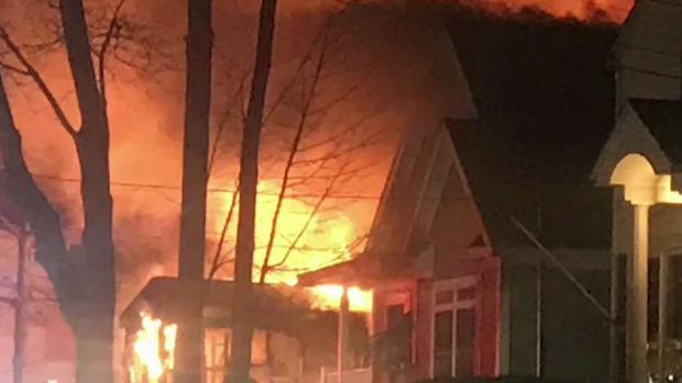 [NECN] Community Mourns 7-Year-Old Killed in House Fire