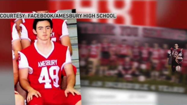 [NECN] Community Mourns Death of Amesbury Student