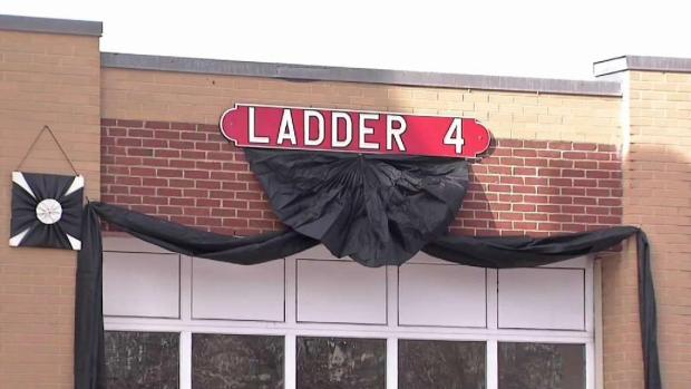[NECN] Community Mourns Death of Firefighter Killed in Line of Duty