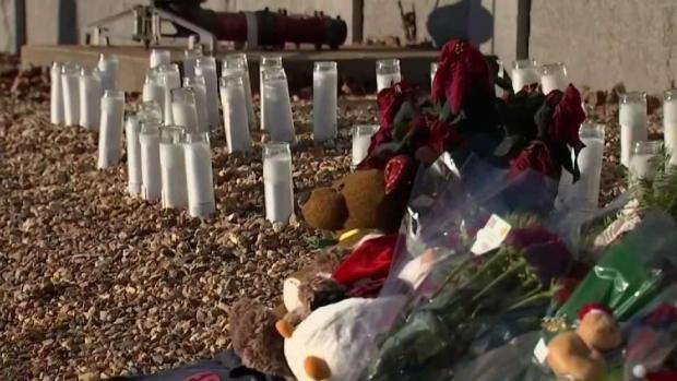 [NECN] Community Mourns Death of Worcester Firefighter
