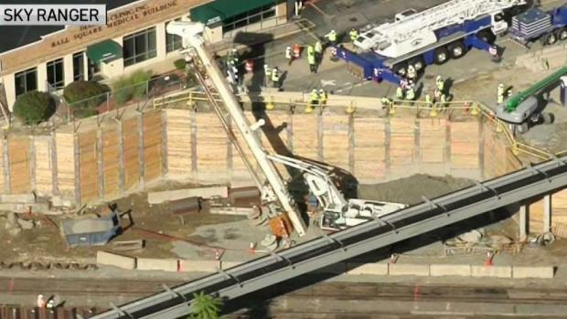 [NECN] Commuter Rail Service Affected by Drill Rig Malfunction