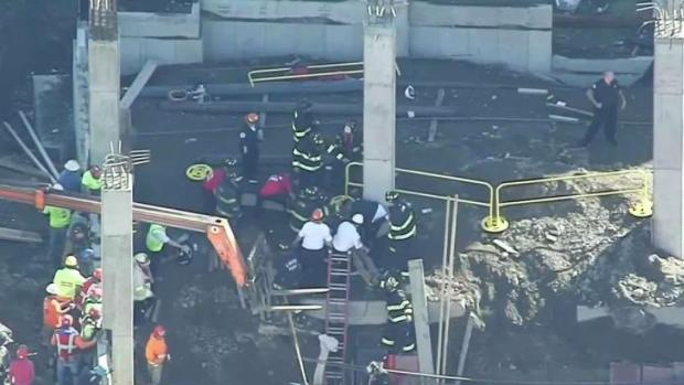 [NECN] Construction Worker Hurt at Lynn Construction Site