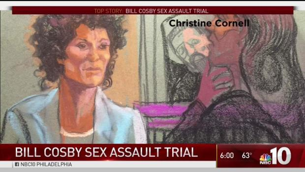 [NATL-PHI] Cosby Accuser Takes the Stand