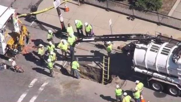 [NECN] Crews Working to Restore Gas Services in Lawrence