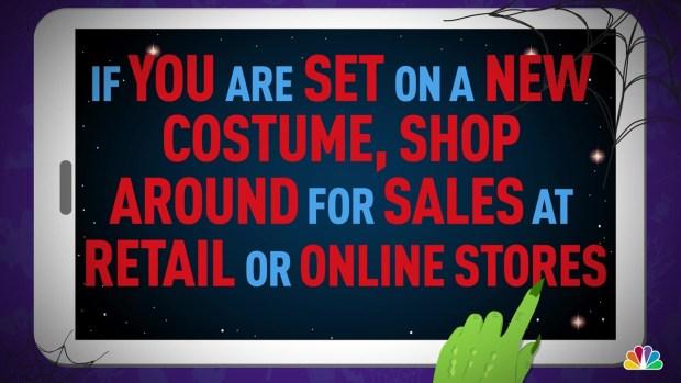 [NECN] Here's How to Save Money on Halloween
