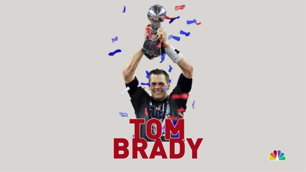 [BOS] Tom Brady Wins Bracket As Greatest Patriots Of All-Time