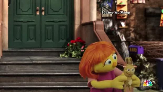 [NATL] 'Sesame Street' Introduces Character with Autism