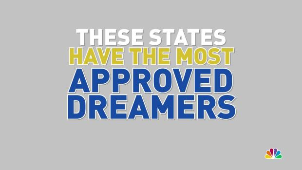 [NATL] These Five States Have the Most Dreamers