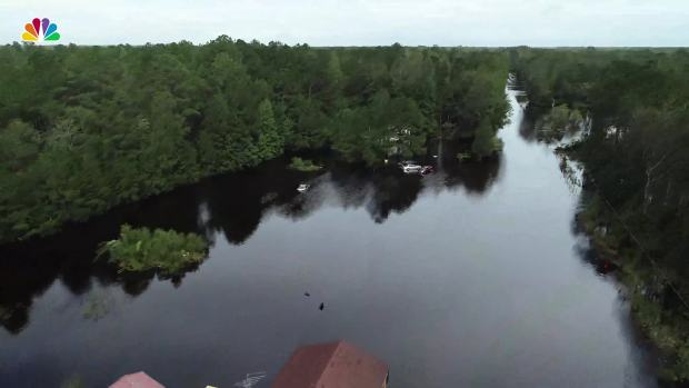[NATL] North Carolina Flooding From Above
